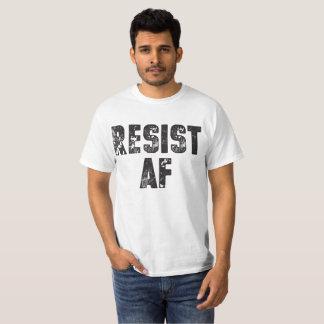 Resista o camiseta que a anti camisa do trunfo