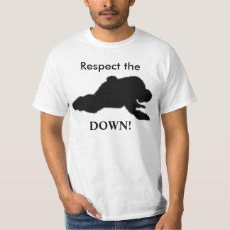 Respeite a PENA! Camisetas