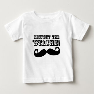 Respeite 'o Stache T-shirt