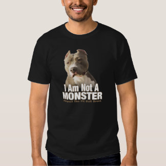 Respeito do pitbull tshirt