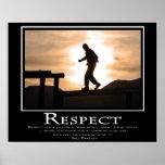Respeito Poster