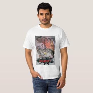 Respeito: T-Camisa dos direitos dos animais Camiseta