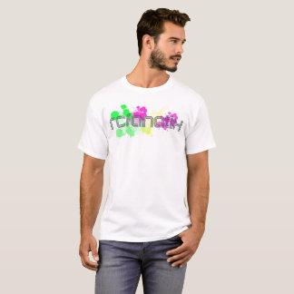 Respingo da cor de RC Fanatix Camiseta
