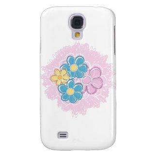 Respingo floral galaxy s4 cover