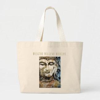 Respire o bolsa enorme das canvas da arte de