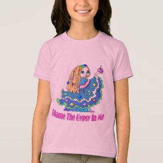 Responsabilize o cigano em MIM T-shirts