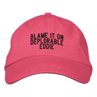 Responsabilize-o no boné deplorável de Eddie (c)