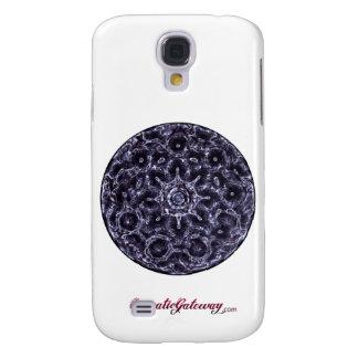 Ressonância Schumann Cymatics da terra Galaxy S4 Case