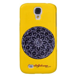 Ressonância Schumann Cymatics da terra Capas Personalizadas Samsung Galaxy S4