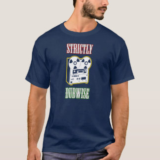 """""""Restrita Dubwise """" Camiseta"""