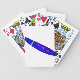Retarde o pimentão do azul do movimento jogos de cartas