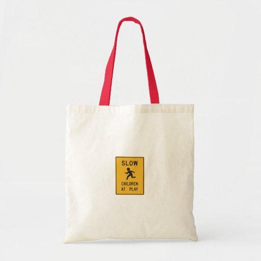Retarde para crianças bolsa para compra