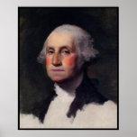 Retrato 1 de George Washington Posters