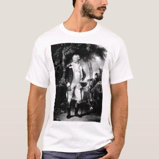 Retrato da imagem de Gerador Nathanael Green_War Camiseta