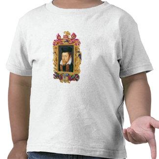 Retrato de 1508-72) ?ns condes de Edward Stanley Tshirt