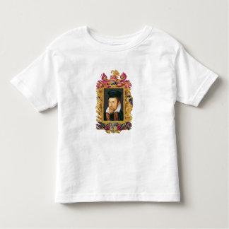 Retrato de 1508-72) ?ns condes de Edward Stanley Tshirts