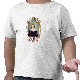 Retrato de 1559-94) 5os condes de Ferdinando Tshirts