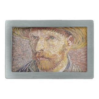 Retrato de auto de Van Gogh