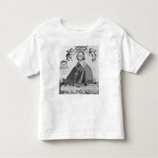 Retrato de Cardinal de Richelieu Tshirt