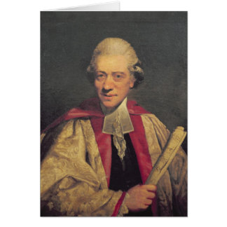 Retrato de Charles Burney, c.1781 Cartões
