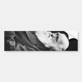 Retrato de Charles Darwin Adesivo Para Carro