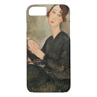 Retrato de Dedie Hayden, 1918 Capa iPhone 7