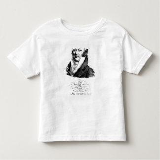 Retrato de Etienne Geoffroy Santo-Hilário Camisetas