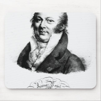 Retrato de Etienne Geoffroy Santo-Hilário Mousepad