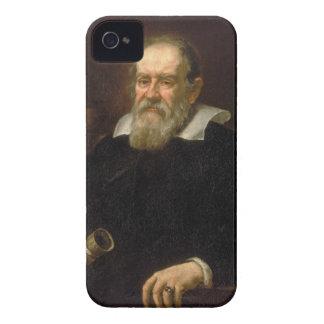 Retrato de Galileo Galilei por Justus Sustermans Capinhas iPhone 4