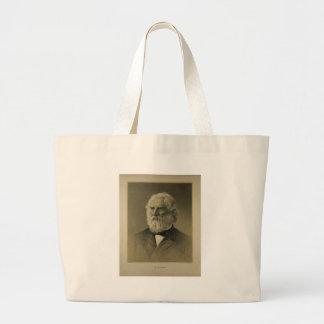 Retrato de Henry Wadsworth Longfellow (1888) Bolsas De Lona
