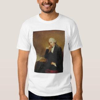 Retrato de James Watt 1792 Tshirt