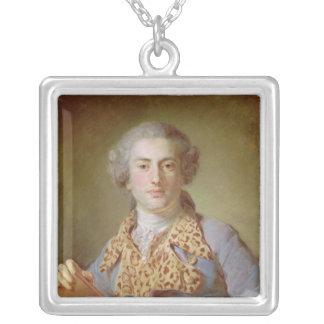 Retrato de Jean-Georges Noverre, 1764 Pingentes