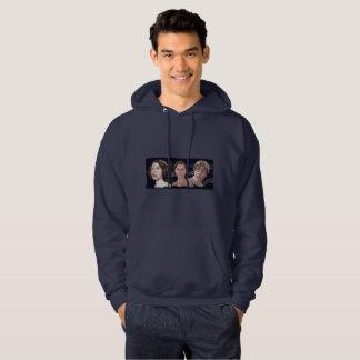 Retrato de Jedi hoody Moletom