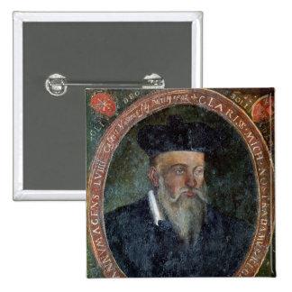 Retrato de Michel de Nostradame Botons