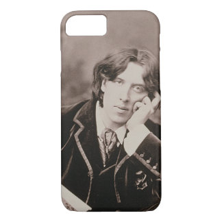 Retrato de Oscar Wilde (1854-1900), 1882 (pho de Capa iPhone 7