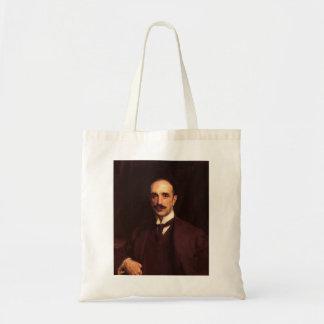Retrato de Sargent- do cantor de John de Douglas V Bolsa Para Compras