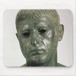 Retrato de um guerreiro romano desconhecido, ANÚNC Mousepad
