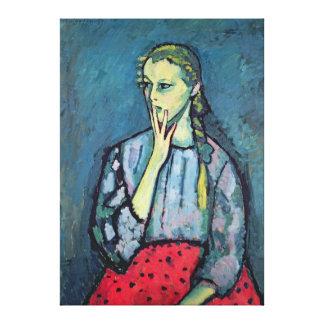Retrato de uma rapariga