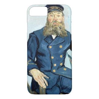 Retrato de Van Gogh | do carteiro Joseph Roulin Capa iPhone 7