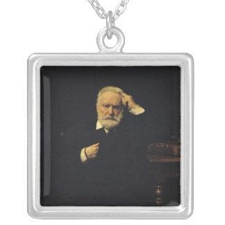 Retrato de Victor Hugo 1879 Bijuterias