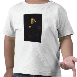 Retrato de Victor Hugo 1879 Camiseta
