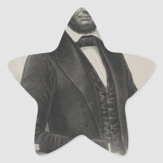 [Retrato de Wagner & de guincho de Lincoln.] c1860 Adesivo