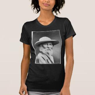 Retrato de Walt Whitman a.k.a. A foto do quacre Camiseta