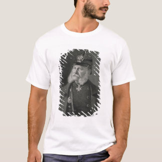Retrato de William mim rei de Prússia Tshirts
