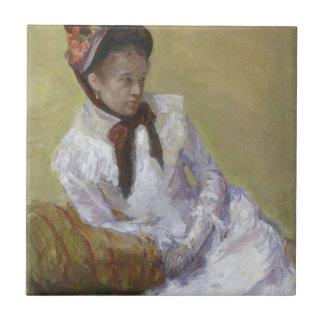 Retrato do artista - Mary Cassatt