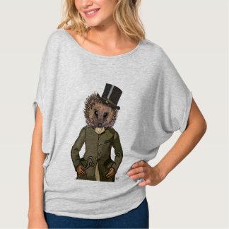 Retrato do cavaleiro do ouriço tshirt
