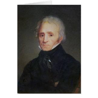 Retrato do Dr. Berlioz Cartões