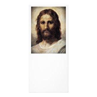Retrato do Jesus Cristo 10.16 X 22.86cm Panfleto