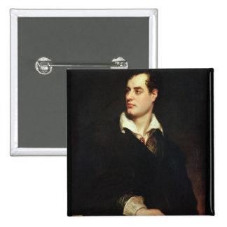 Retrato do senhor Byron (1788-1824) (óleo em canva Botons