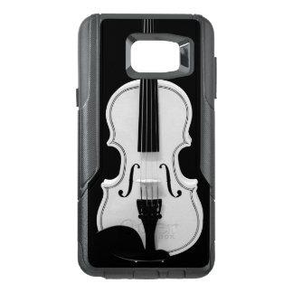 Retrato do violino - fotografia preto e branco